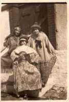QMAACs in fancy dress, France 1919